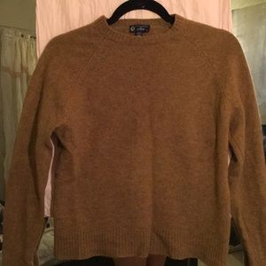 NWOT J.Crew lambs wool sweater